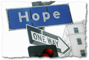 I found hope at the gospel mission