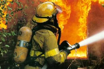 fireman dave beats a grim situation