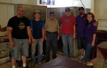 Silver City Elks Supply New Cabinets For Kitchen